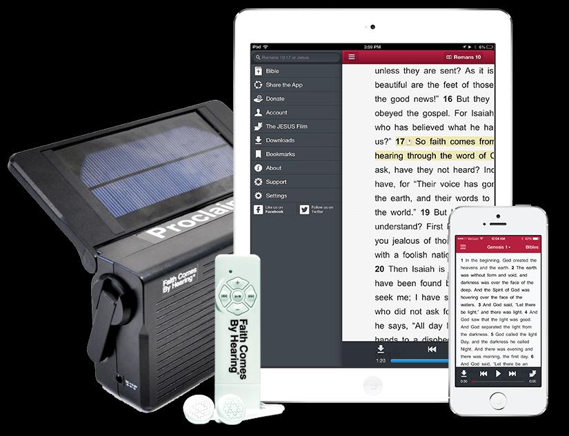 Audio Bible Links – IndigiTube